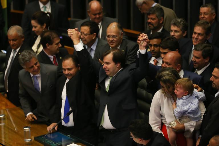 Congresso Nacional - imagens da Câmara dos Deputados e do Senado