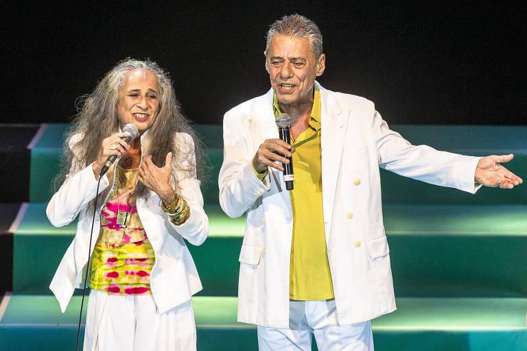 Após hiato, Show de Verão da Mangueira volta com Chico Buarque, Maria Bethânia e Alcione