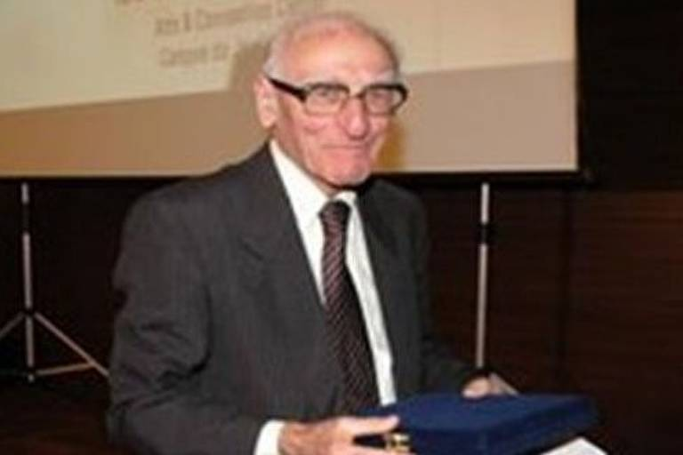 Israel Nussenzveig (1925-2019)