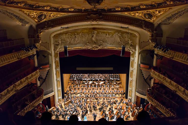 São Paulo 465 Anos - Shows e concertos