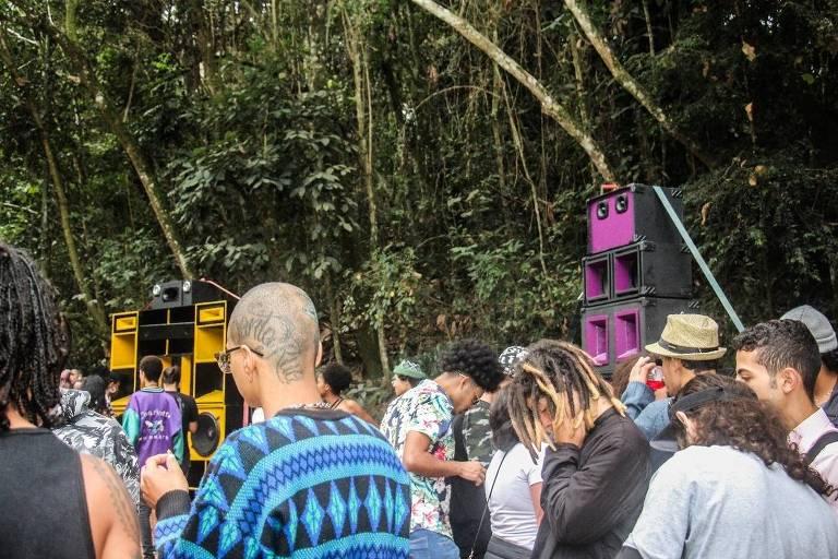 Na playlist do evento estão diversas vertentes do reggae