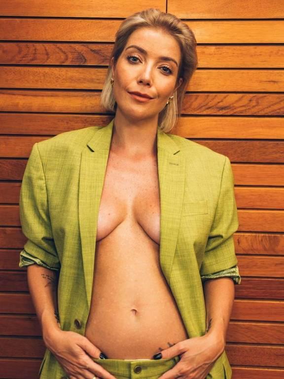 Luiza Possi anuncia gravidez