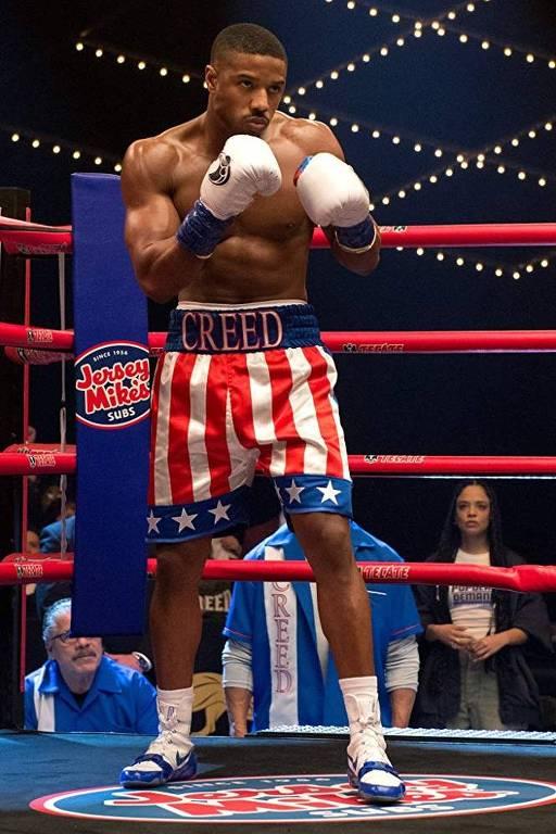 Michael B. Jordan em Creed 2