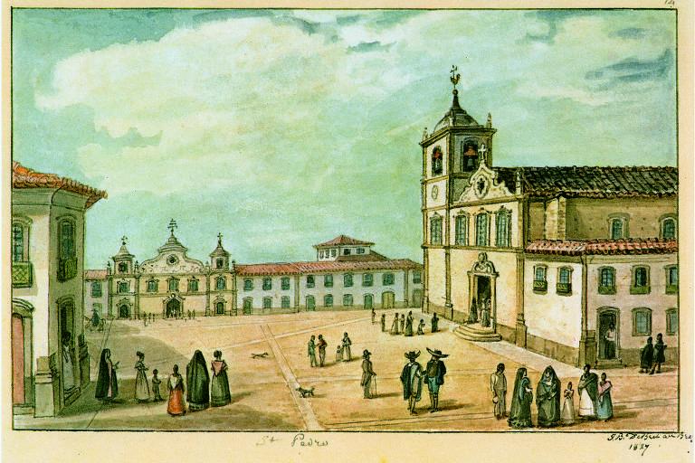 'São Paulo: Paisagens Sonoras (1830-1880)'