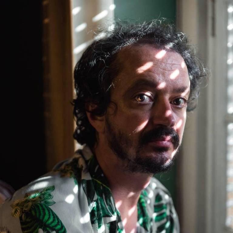 O escritor português Valério Romão