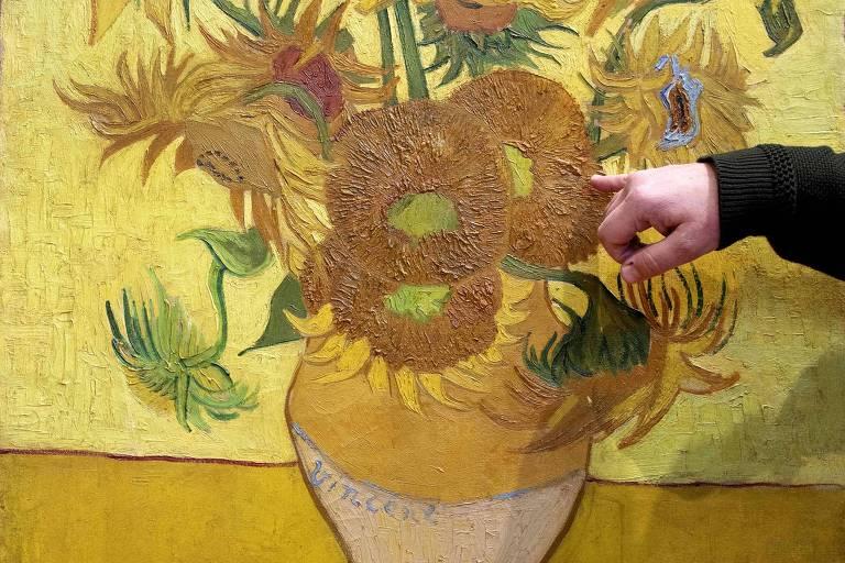 'Girassóis' de Van Gogh vão ficar em Amsterdã