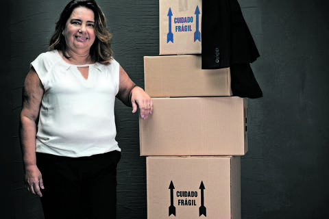 Marcia Jahnel Passoni, 56, pós-graduada em gestão de negócios ORG XMIT: AGEN1901221613774813