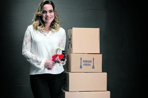 Geovana Rodrigues, 28, que fez MBA em Marketing Internacional ORG XMIT: AGEN1901221620853235