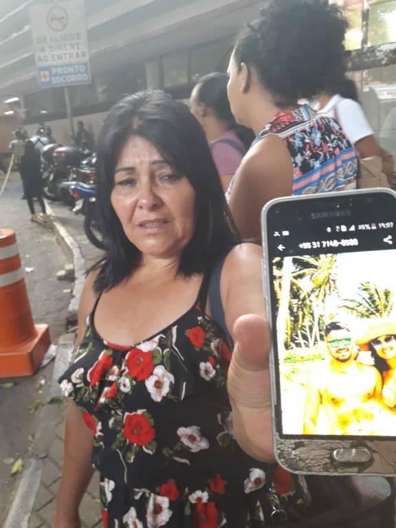 Desaparecidos na tragédia em Brumadinho