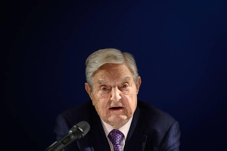 George Soros diz que presidente da China ameaça sociedade livre; país chama declaração de insignificante