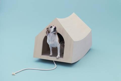 projeto Beagle House, do escritório holandês MVRDV
