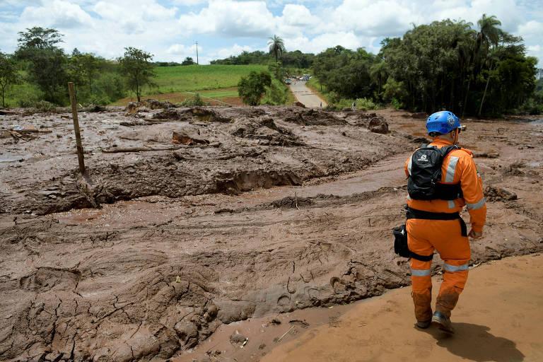 Dam breaks in southeast Brazil, causing casualties