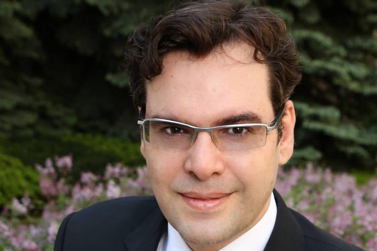 Rodrigo Pinto, professor assistente de economia da Universidade da Califórnia (UCLA)