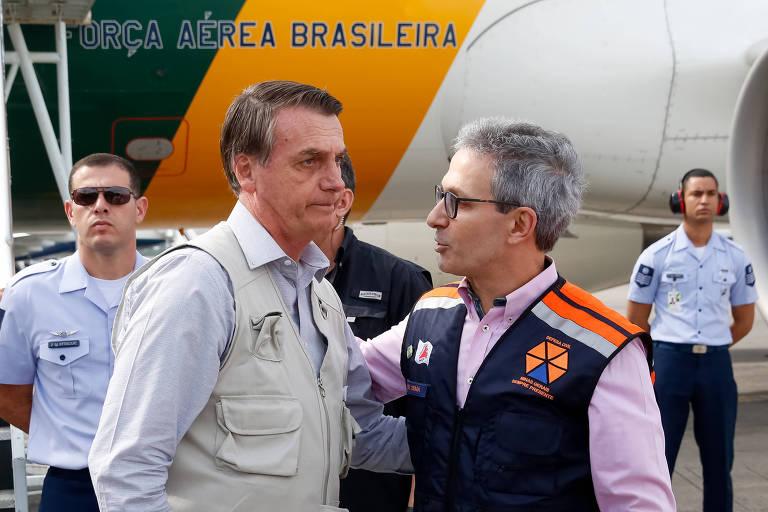 Romeu Zema, governador de Minas Gerais