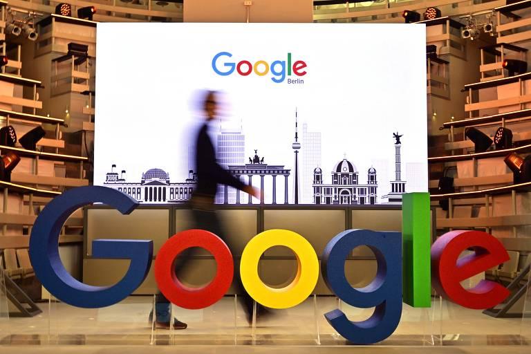 Escritório do Google em Berlim, na Alemanha