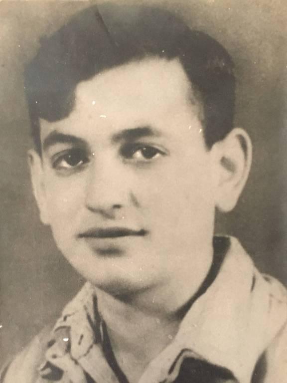 Moyses, irmão do sobrevivente Jorge Klainman