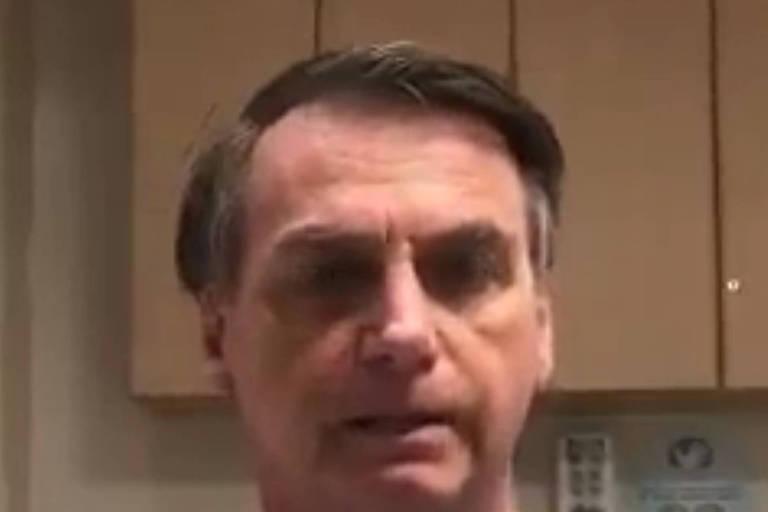 Bolsonaro improvisará gabinete no hospital para decisões urgentes