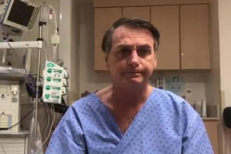 Presidente Jair Bolsonaro passa por cirurgia