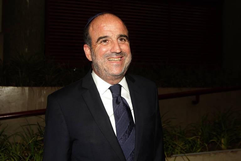 O secretário de Relações Internacionais do Estado de SP, Júlio Serson