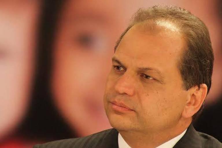 O deputado federal Ricardo Barros, candidato avulso do PP à presidência da Câmara
