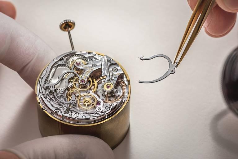Relógios suíços
