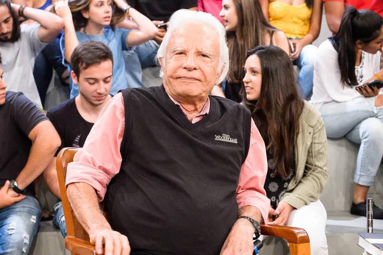 Cid Moreira, 91 anos