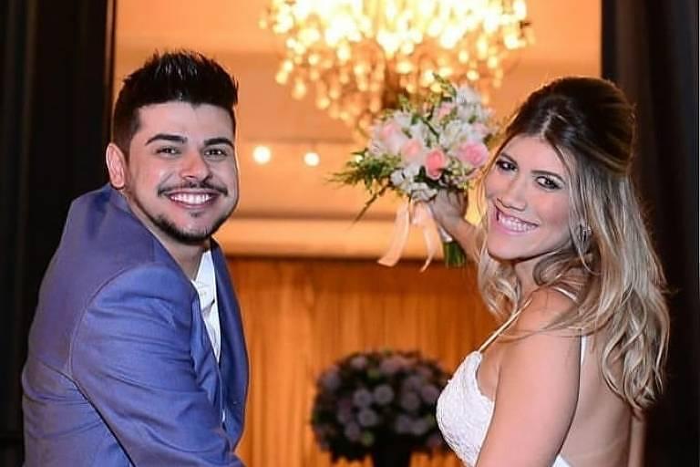 Cristiano, da dupla com Zé Neto, se casa com Paula Vaccari