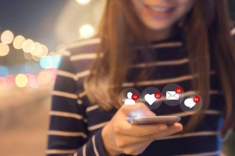 Jovens têm trocado o Facebook por outras redes sociais