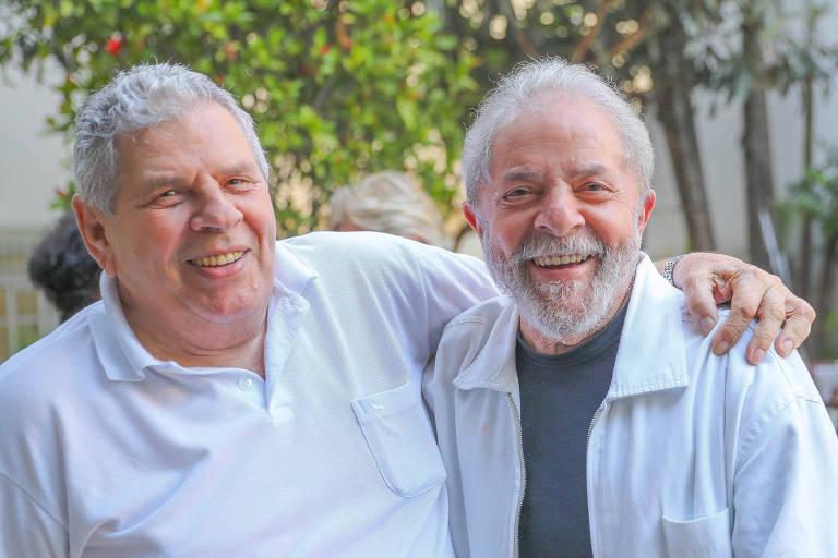 Genival Inácio da Silva, o Vavá, irmão do ex-presidente Lula, morreu nesta terça-feira (29), em São Paulo