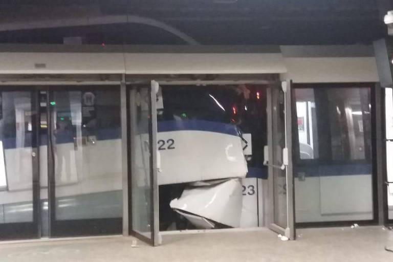 Aumenta o número de falhas graves no metrô