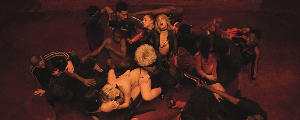 Cena do filme 'Clímax', de Gaspar Noé