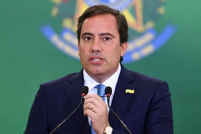 Presidente da Caixa Econômica Federal, Pedro Guimarães.