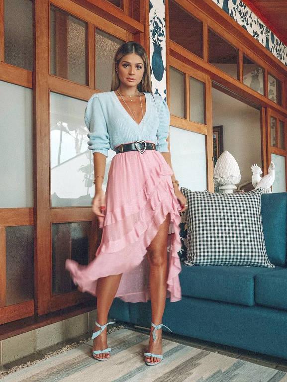 Os cintos femininos estão na moda