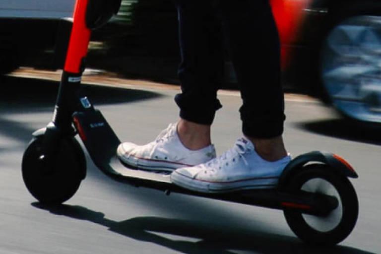 A Uber está lançando sua nova série de e-scooters para Austin