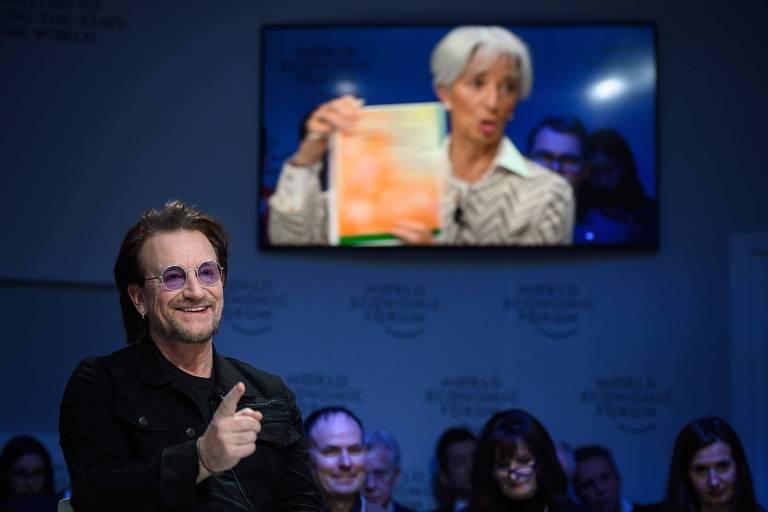 Aconteceu em Davos