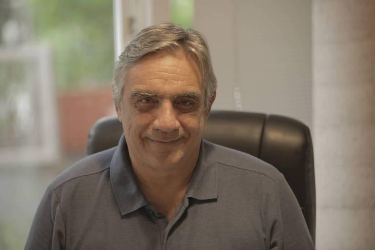 O jornalista Paulo Markun