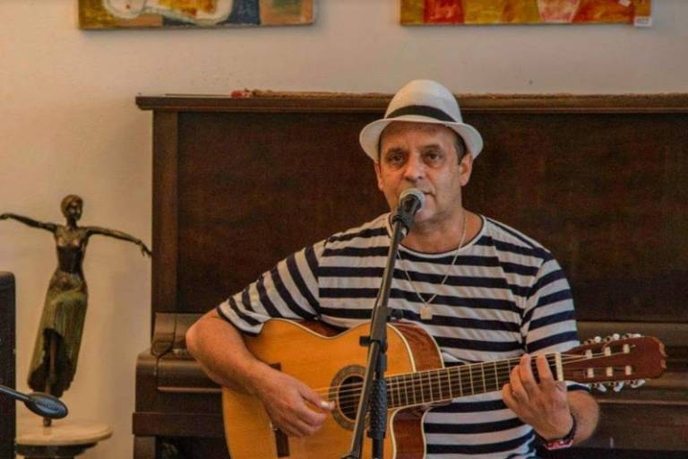 Músico osasquense Mauro Amorim se apresentará no Sesc Osasco