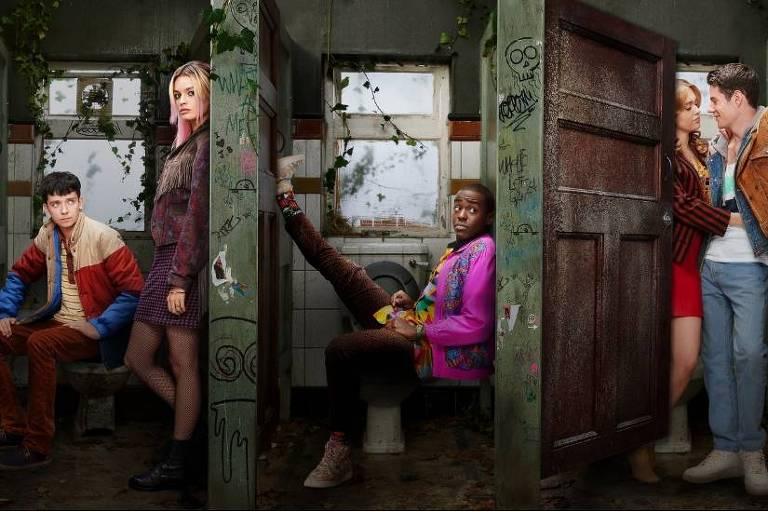 Imagem da série Sex education