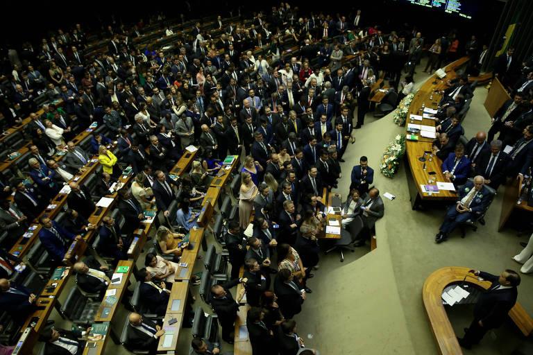 Sucessão no Congresso Nacional