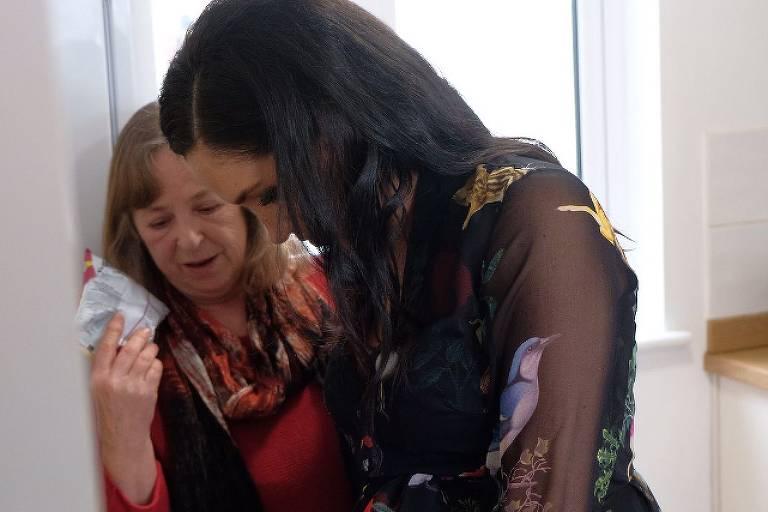 Meghan Markle deixa em bananas mensagens de apoio para prostitutas