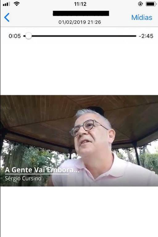 Sérgio Cursino, apresentador de TV, nega boato de que teria sido morto em Brumadinho