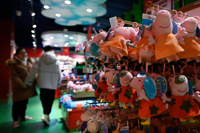 Peppa Pig no Ano do Porco