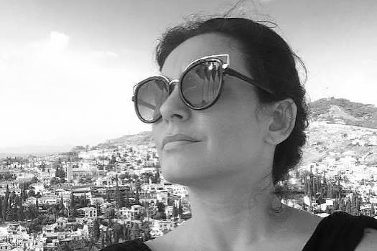 A ativista social Sabrina Bittencourt