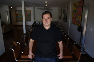 Rodrigo Maia, reeleito presidente da Câmara dos Deputados