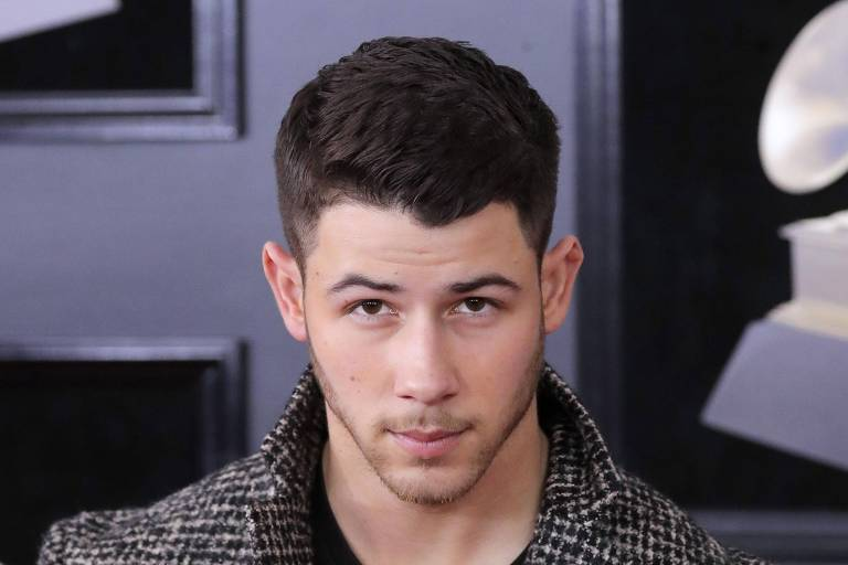 Nick Jonas no Grammy