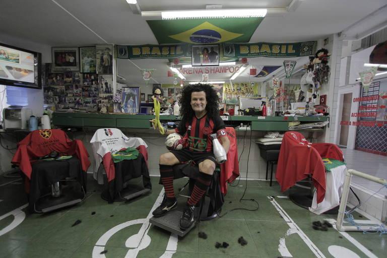Mauro Shampoo, o melhor jogador do 'pior time do mundo'