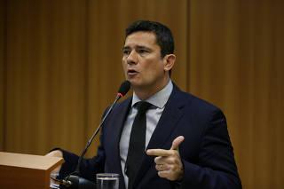 SERGIO MORO / SEGURANCA / JUSTICA / CORRUPCAO