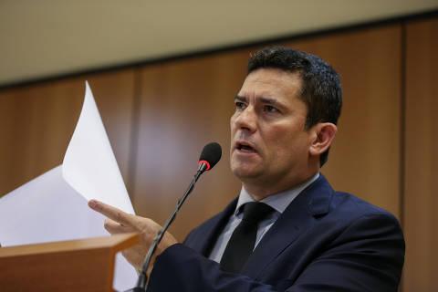 Moro diz que virar ministro do STF seria como ganhar na loteria