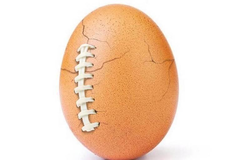 Na noite do Super Bowl finalmente o mistério do Ovo foi revelado