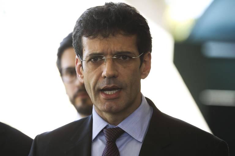 O ministro do Turismo, Marcelo Álvaro Antônio, que teria patrocinado um esquema de candidaturas laranjas em MG